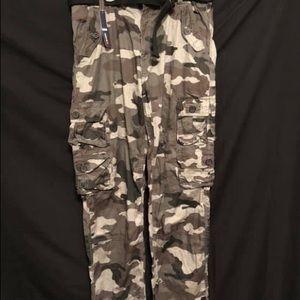 Pants - Camouflage pants